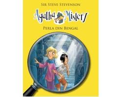 Carte Agatha Mistery-Perla din Bengal, editura RAO